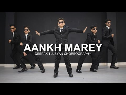 Aankh Marey  Simbaa  Ranveer Singh  Kids Dance  Deepak Tulsyan Choreography  G M Dance
