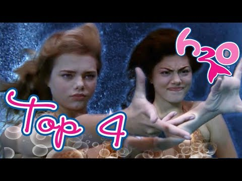 Top Mermaid Power Moments | Best Of All 4 Mermaids | H2O: Just Add Water