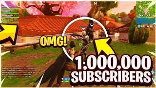 I trolled a massive Fortnite YouTuber...