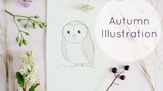 Let's Draw! Autumn Theme