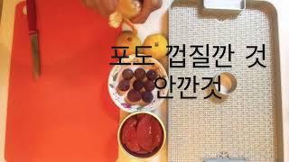 리큅 식품건조기 과일 건조 아기 간식 건포도 식감은 포…
