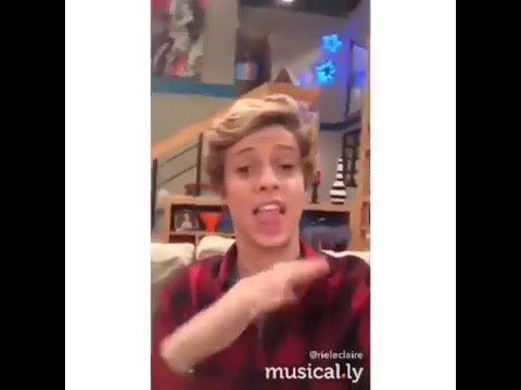 Jace Norman and Riele Downs Musical.ly One Dance