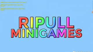 Buz hokeyi - roblox ripull minigames