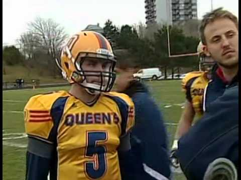 2009 Queen's Football - Mitchell Bowl vs Laval CIS National Semi-Final