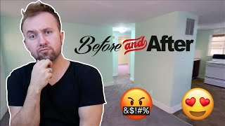 Rental Property Before And After - Investing In Real Estate Is Not That Hard