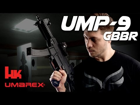 5 Reasons Why Umarex's UMP 9 Beats their MP5 - RedWolf Airsoft RWTV