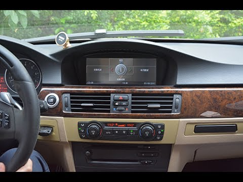 installation instruction bmw e60 android gps system touch. Black Bedroom Furniture Sets. Home Design Ideas