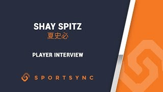 Shay Spitz | USA | Player Interview
