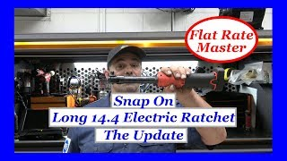 Snap On Long 14.4 Electric Ratchet The Update
