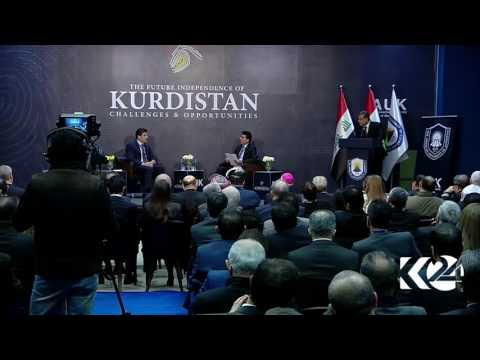 Independence of Kurdistan Conference: Panel 2