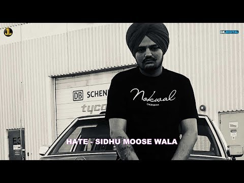 Hate : Sidhu Moose Wala (Official Song) Latest Punjabi Songs 2018 | Jatt Life Studios