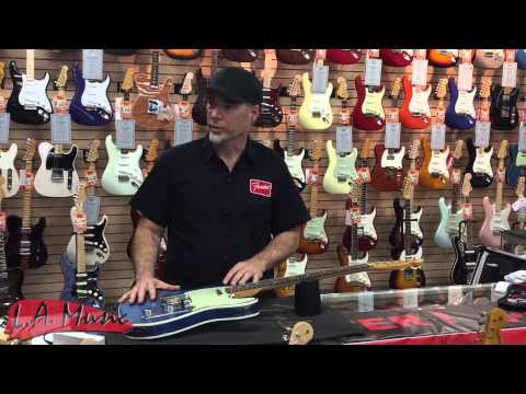 LA Music Interview with Fender Masterbuilder Dale Wilson