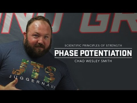 Principle of Phase Potentiation   JTSstrength.com