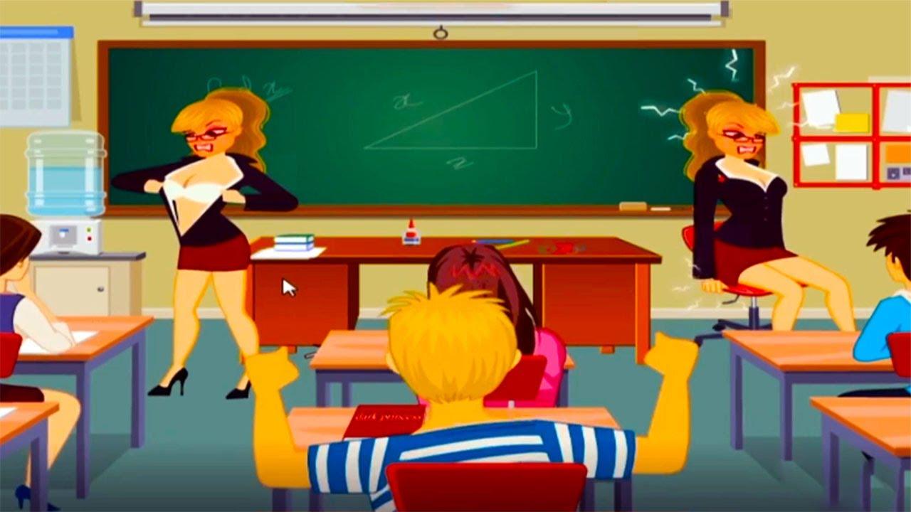 Не послушная учительница модельный бизнес ноябрьск