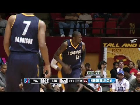 """""""James Ennis Pours in 32 Points in Iowa Energy Debut!"""""""