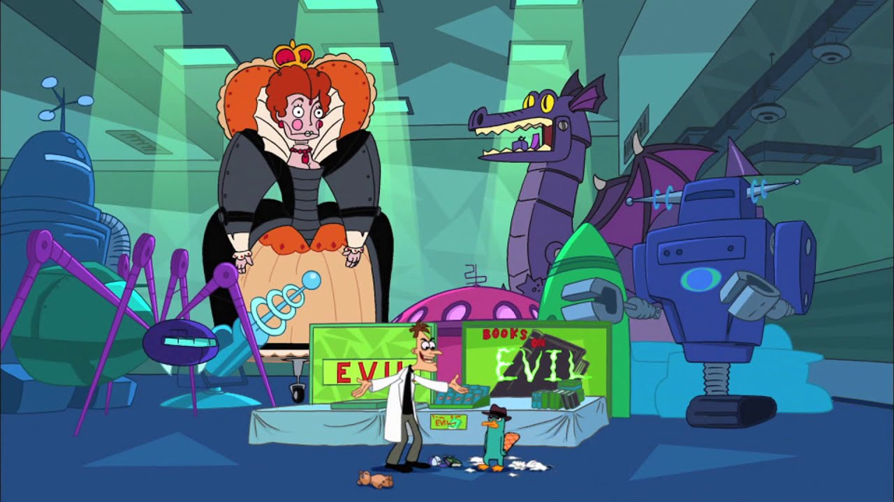 phineas and ferb perrysode a hard day u0027s knight youtube