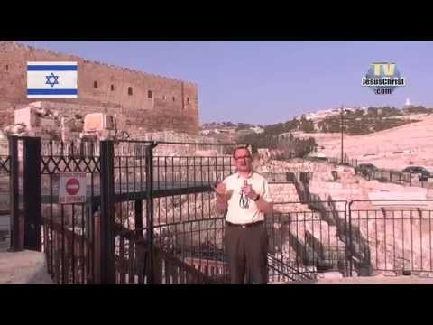 SOLOMON'S PORCH PRESENTATION IN JERUSALEM - Pastor Allan Rich