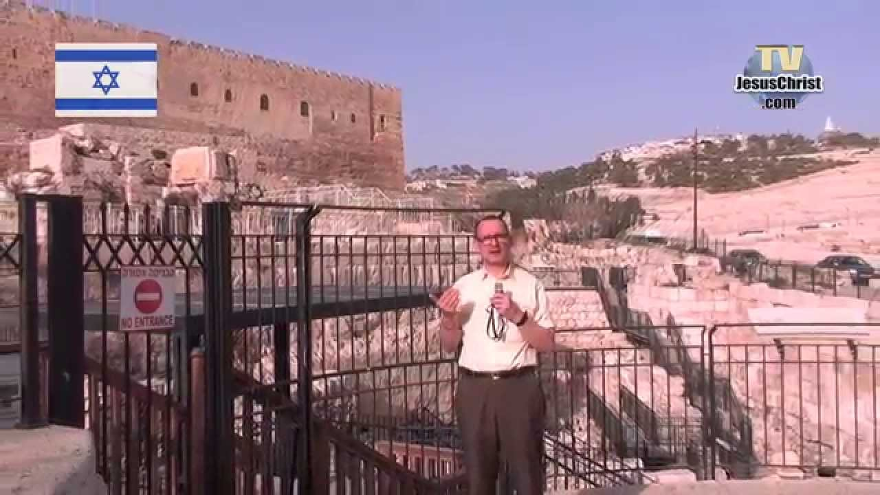 SOLOMONS PORCH PRESENTATION IN JERUSALEM  Pastor Allan