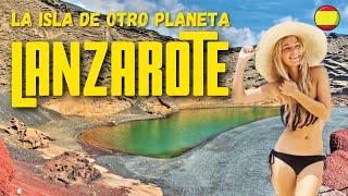 🌵🏝 🌋 LANZAROTE: isla volcánica, playas, grutas, campos de lava y más   ISLAS CANARIAS ☀️