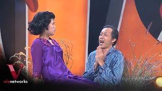 Lâm Vỹ Dạ hóa vợ Hoài Linh quẩy banh sân khấu - Hội Ngộ Danh Hài [Full HD]