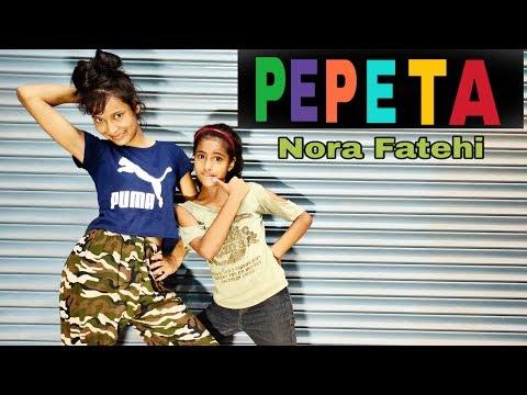 pepeta-dance-video-|-nora-fatehi-|-dance-cover-by-hemlata-&-khushi-garg