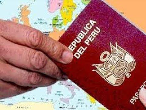 Lista De Paises Que Los Peruanos No Necesitan Visa