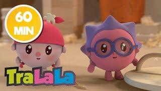 BabyRiki 60MIN (în atelier) - Desene animate | TraLaLa