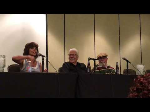 MONSTER MANIA CON 34 - THE FOG Panel - with Adrienne Barbeau, Tom Atkins, and Charles Cyphers.