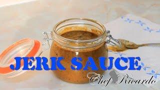 Caribbean Sunshine Jerk Sauce