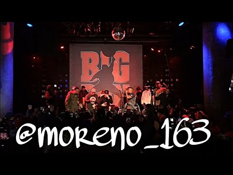 Chris Rivers, The Beatnuts, Triple Seis, Prospect & Cuban Link (A Tribute to Big Pun at SOB's)