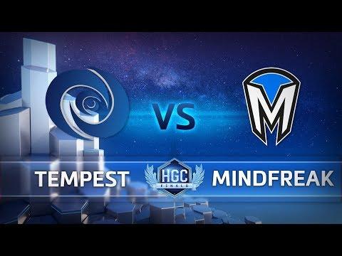 Tempest vs Mindfreak vod