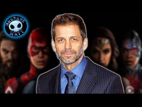 Zack Snyder trolls WB by supporting JUSTICE LEAGUE director's cut theory