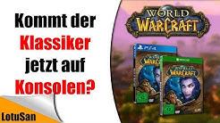 Gerücht: Kommt World of Warcraft auf PS4 und Xbox One?