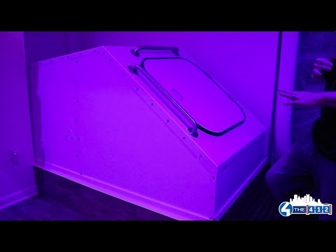 Sensory Deprivation Float Tanks at Levity in Squirrel Hill