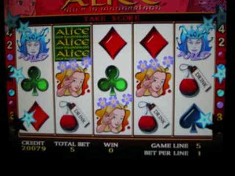 Alice Slot Machine