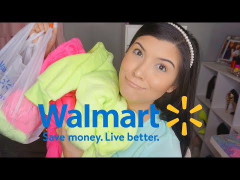 walmart-clothing-haul-and-beauty-haul-2020---neon-clothing