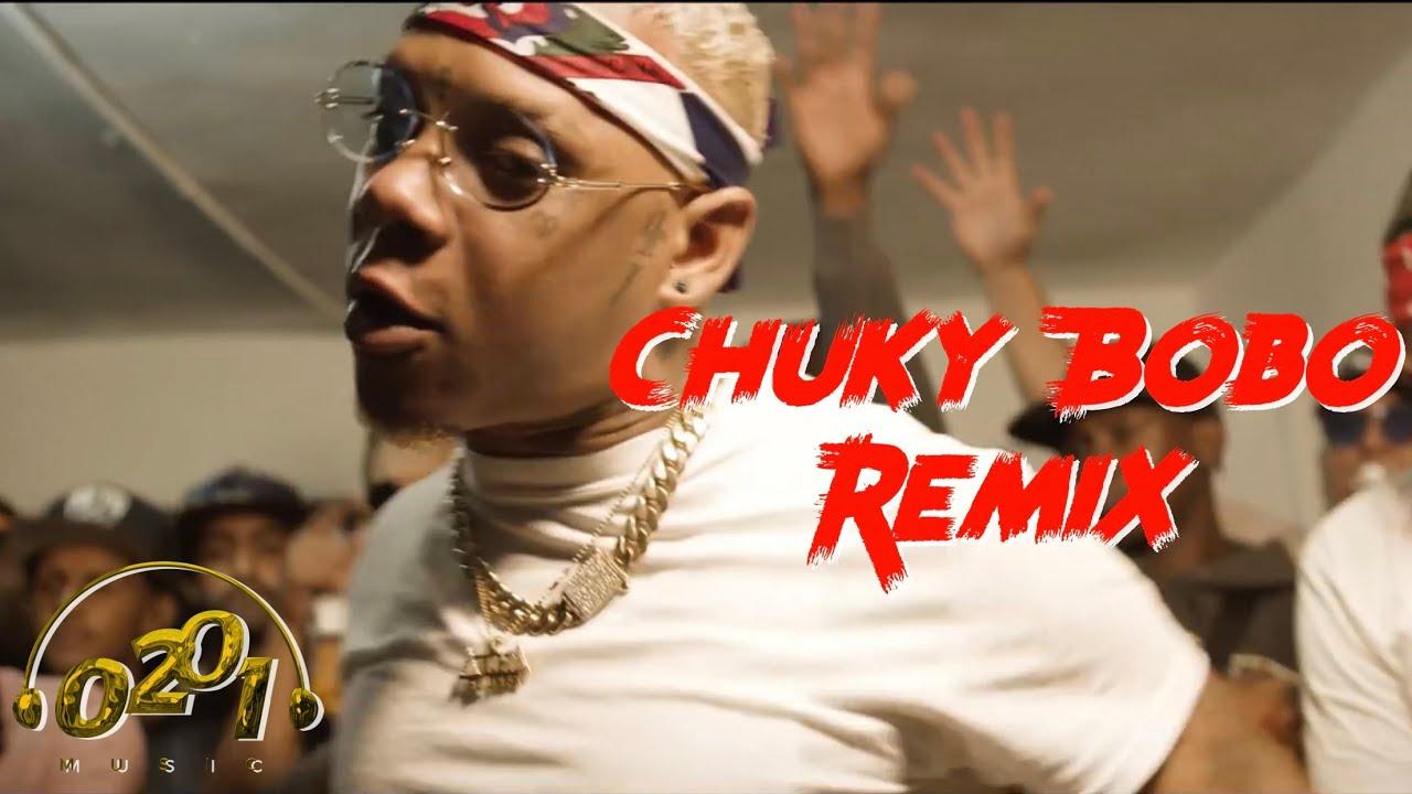 Download Yomel El Meloso ft. Distin Prada, Pablo Piddy, Royel 27, - Chuky Bobo Remix (Video Oficial)