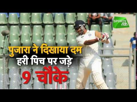 Gritty & One of the Best By Cheteshwar Pujara? | Sports Tak