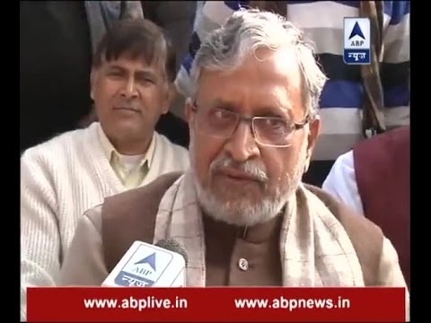 Nitish Kumar has heart to heart connections with BJP, says Sushil Modi