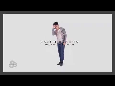 Haqiem Rusli - Jatuh Bangun feat. Aman RA Lirik Video