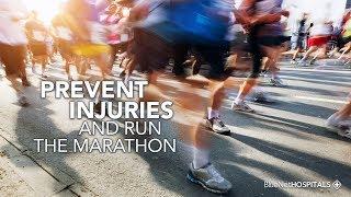 Let's go and run the Marathon!
