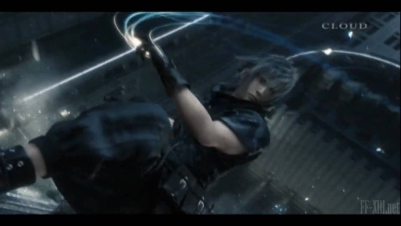 Final Fantasy Versus Xiii Game Trailer Youtube