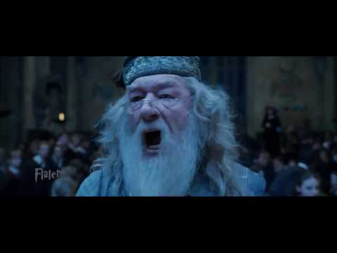 """Frozen - Let It Go but every noun is replaced with """"Harry Potter"""""""
