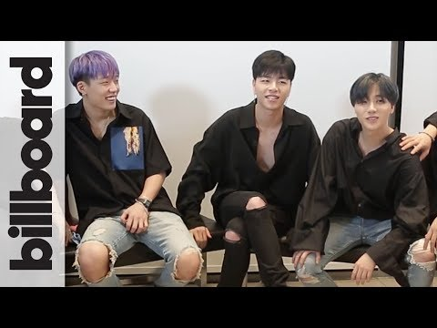 IKON Talk Their Single 'Killing Me,' Plans For Rest Of 2018 & More | Billboard