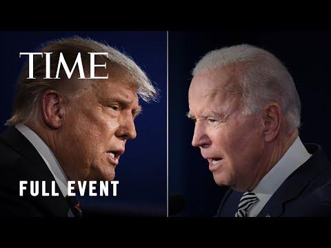 Presidential Debate: Donald Trump And Joe Biden Face Off In Nashville | TIME