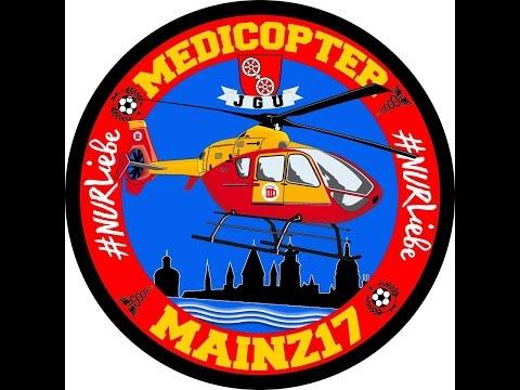 Medimeisterschaften 2017 - Medicopter Mainz17 - Nur die Liebe zählt