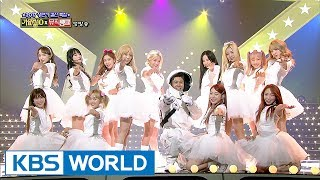 Kim Jongmin (Koyote) & WJSN  - Genuine (Original: Koyote) [Music Bank / 2017.06.30] thumbnail