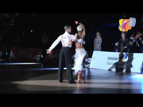 2009 IDSF Grand Slam Latin - Platja d'Aro (ESP): Voronovich/Nikolishina
