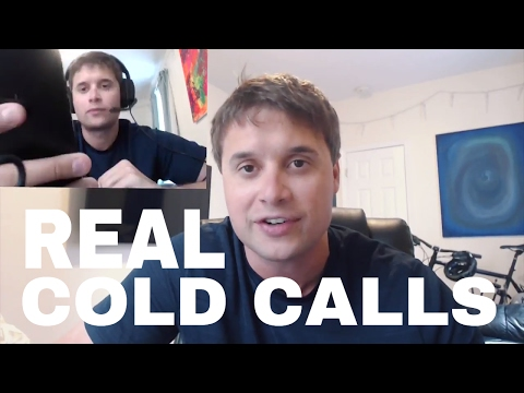 HOW TO SUCCESSFULLY COLD CALL (with scripts and recordings)