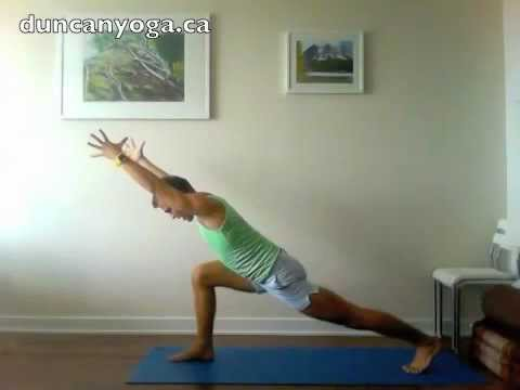 wrist free power yoga class  youtube